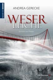 Die Weserleiche - Ein Krimi aus Minden