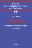 Paul F. Röttig: Organisationskultur der katholischen Kirche