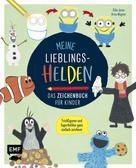 Anna Wagner: Meine Lieblingshelden – Das Zeichenbuch für Kinder ★★★★★