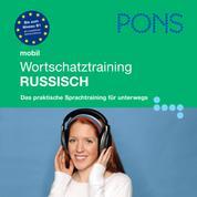 PONS mobil Wortschatztraining Russisch - Für Anfänger - das praktische Wortschatztraining für unterwegs