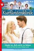 Nina Kayser-Darius: Kurfürstenklinik 62 – Arztroman ★★★★★