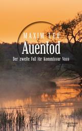 Auentod - Der zweite Fall für Kommissar Voss