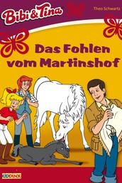 Bibi & Tina - Das Fohlen vom Martinshof - Roman zum Hörspiel