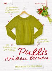 Pullis stricken lernen - Must-have für Strickfans