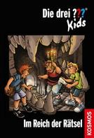Ulf Blanck: Die drei ??? Kids, 13, Im Reich der Rätsel (drei Fragezeichen Kids) ★★★★★