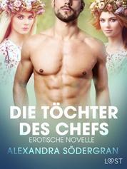 Die Töchter des Chefs: Erotische Novelle