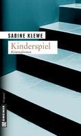 Sabine Klewe: Kinderspiel ★★★★