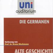 Alte Geschichte: Die Germanen