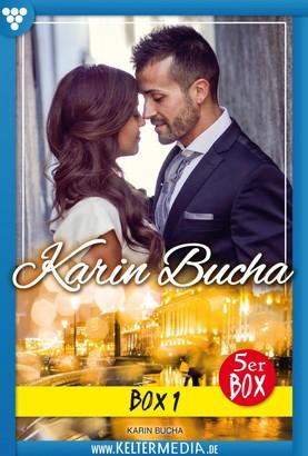Karin Bucha 5er Box 1 – Liebesroman