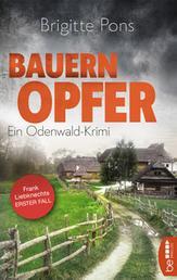 Bauernopfer - Ein Odenwald-Krimi