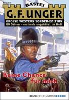 G. F. Unger: G. F. Unger Sonder-Edition 118 - Western ★★★★