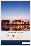 Christiane Wünsche: Zaungast ★★★
