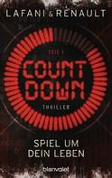 Florian Lafani: Countdown - Spiel um dein Leben 1 ★★★★