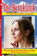 Hans-Peter Lehnert: Die Bergklinik 7 – Arztroman ★★★★★