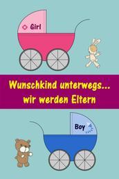 Wunschkind unterwegs...wir werden Eltern - Alles rund um Schwangerschaft, Geburt und Babyschlaf! (Schwangerschafts-Ratgeber)