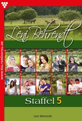 Leni Behrendt Staffel 5 – Liebesroman