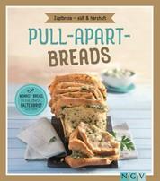 Pull-apart-Breads - Zupfbrote süß & herzhaft - Monkey Bread, Fingerbrot, Faltenbrot und mehr