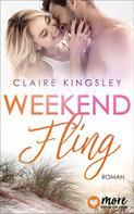 Claire Kingsley: Weekend Fling ★★★★