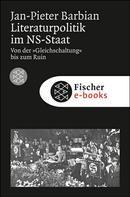 Jan-Pieter Barbian: Literaturpolitik im NS-Staat