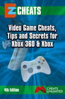 The Cheat Mistress: Video game cheats tips and secrets for xbox 360 & xbox