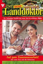 Der neue Landdoktor 1 – Arztroman - Auf gute Zusammenarbeit!