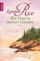 Luanne Rice: Wie Sand in meinen Händen ★★★★