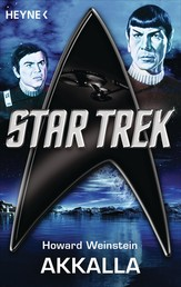 Star Trek: Akkalla - Roman