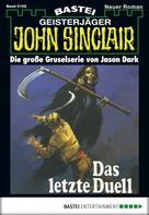 Jason Dark: John Sinclair - Folge 0102 ★★★★★