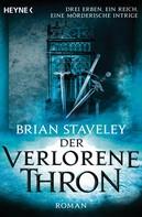 Brian Staveley: Der verlorene Thron ★★★★★