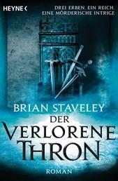 Der verlorene Thron - Roman