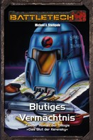 Michael A. Stackpole: BattleTech Legenden 11 - Das Blut der Kerensky 2 ★★★★★