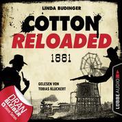 Jerry Cotton, Cotton Reloaded, Folge 55: 1881 - Serienspecial (Ungekürzt)