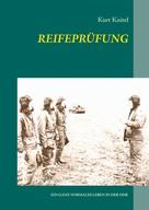 Kurt Knitel: Reifeprüfung