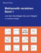 Werner Fricke: Mathematik verstehen Band 1 ★★★★★