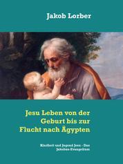 Jesu Leben von der Geburt bis zur Flucht nach Ägypten - Reihe: Kindheit und Jugend Jesu - Bd. 1