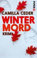 Camilla Ceder: Wintermord ★★★★