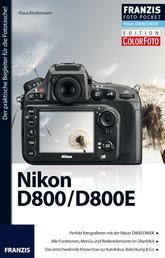 Foto Pocket Nikon D800/D800E - Der praktische Begleiter für die Fototasche!