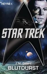 Star Trek: Blutdurst - Roman