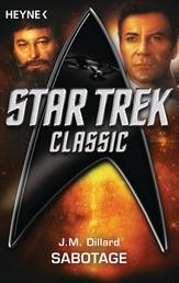 Star Trek - Classic: Sabotage - Roman