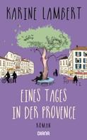 Karine Lambert: Eines Tages in der Provence ★★★★