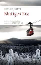 Blutiges Erz - Kriminalgeschichten aus dem Erzgebirge