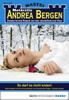Daniela Sandow: Notärztin Andrea Bergen - Folge 1290 ★★★★★