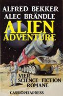 Alfred Bekker: Alien Adventure ★★★★