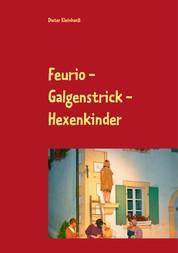 Feurio - Galgenstrick - Hexenkinder - Theaterfeste in Seinsheim 2006 - 2018
