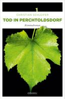 Christian Schleifer: Tod in Perchtoldsdorf
