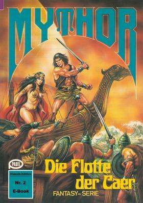 Mythor 2: Die Flotte der Caer