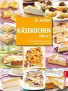 Dr. Oetker: Käsekuchen von A-Z ★★★★