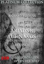 Ariadne auf Naxos - Die Opern der Welt