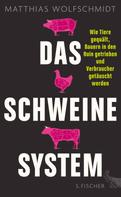 Matthias Wolfschmidt: Das Schweinesystem