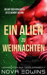 Ein Alien zu Weihnachten